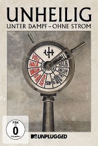 Cover Unheilig - MTV Unplugged - Unter Dampf - ohne Strom [DVD]